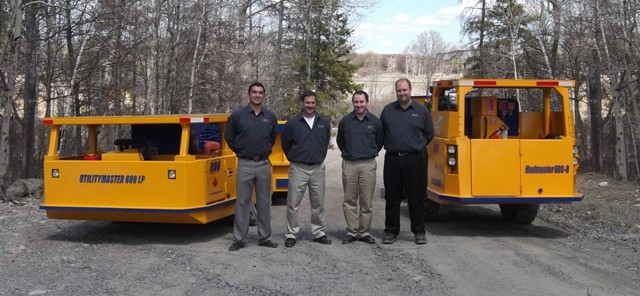 Exciting news for RDH Mining Equipment!